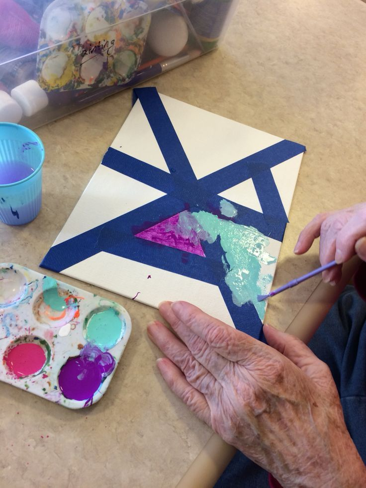 crafts for senior citizens in nursing homes crafting