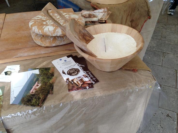 La farina e il pane