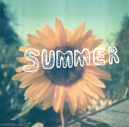 I know summer just ended & school is back in session buuut I kinda want summer back NOW!