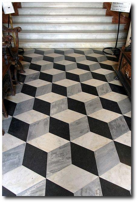 1000 Ideas About Tile Floor Patterns On Pinterest Floor