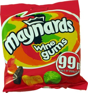 Maynards Wine Gums!!!!!!