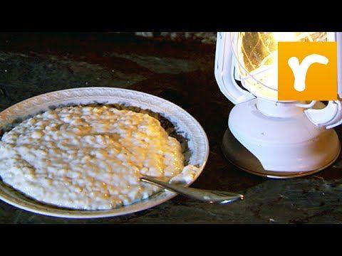 Ernst Kirchsteiger lagar risgrynspudding - Jul med Ernst (TV4) - YouTube