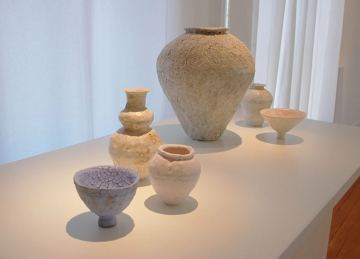CO-EXIST II, CO-EXIST . PORCELAIN AND TERRACOTTA PAPERCLAY WITH MIXED STONEWARE GLAZES