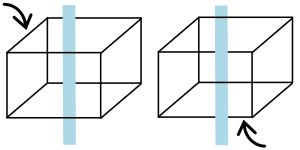 Necker cube - Wikipedia, the free encyclopedia