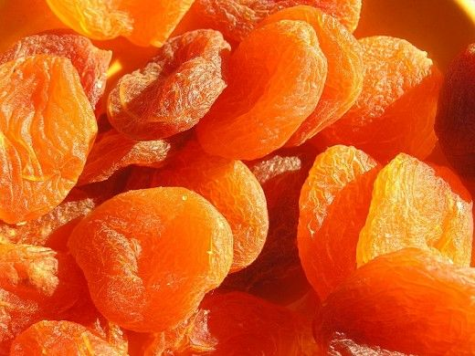 Dried Apricots have many uses