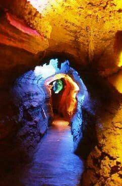 Cave of the Winds...Colorado Springs, Colorado
