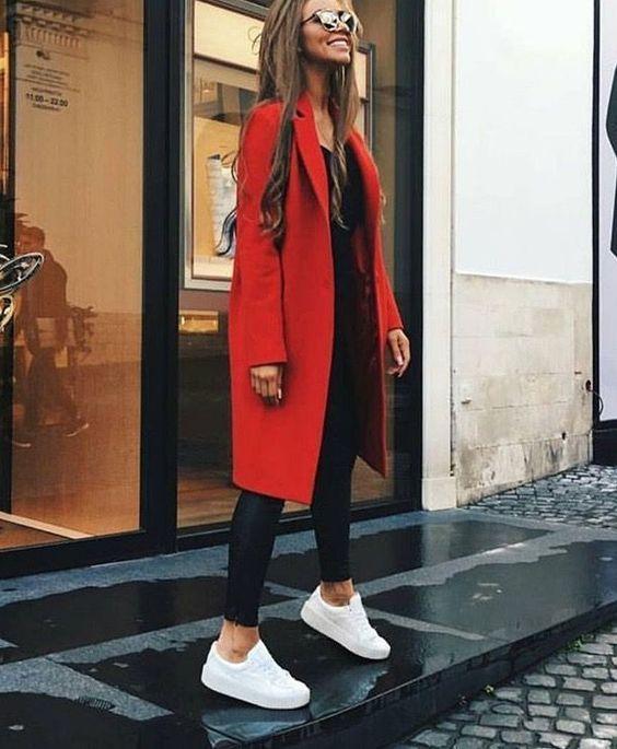 уличная мода осень зима 2018 2019