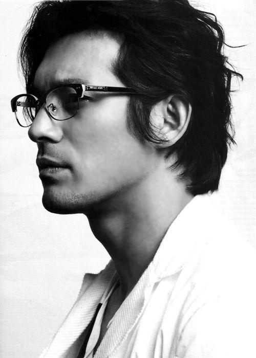 Oh Ji Ho \\ really really ridiculously good-looking