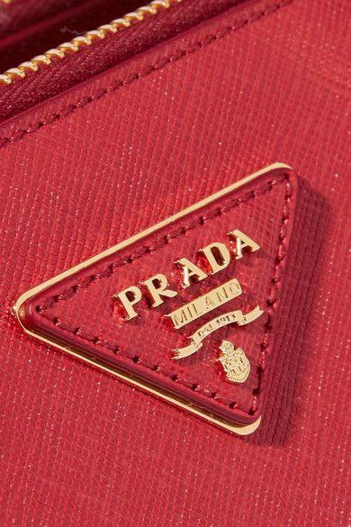 Prada - Galleria Medium Textured-leather Tote - one size
