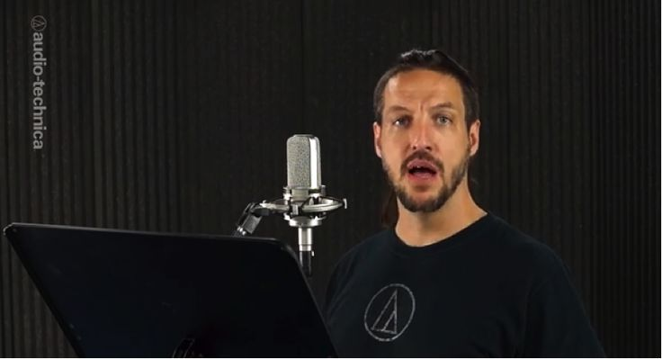 From Where It's A-T: 6 Simple Tips for Recording Voice-Over