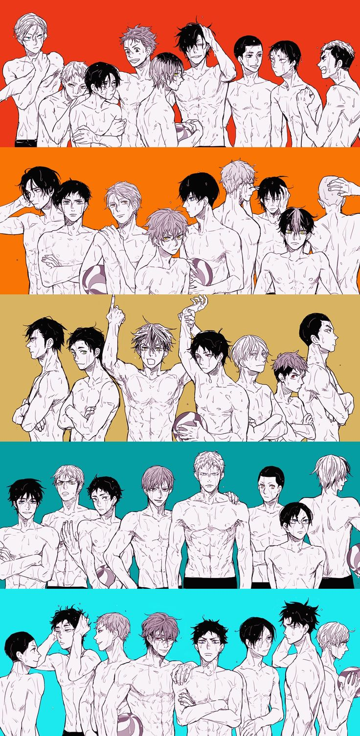 #하이큐 #haikyuu #hq