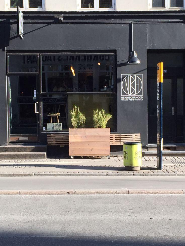Plantekasser på hjul