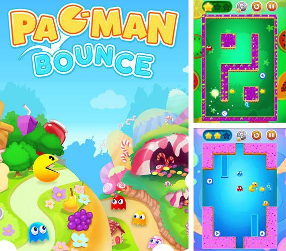 Pac-Man: Bounce Hack is a new generation of web based game hack, with it's unlimited you will have premium game resources in no time, try it and get a change to become one of the best Pac-Man: Bounce players.  Pac-Man: Bounce – help the well-known Pac-Man in his new adventure. Guide him through …