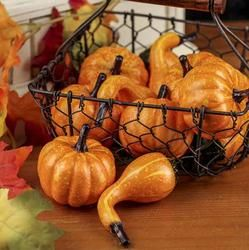 Artificial Pumpkins and Gourds - Fruits and Vegetables - Floral Supplies - Craft Supplies