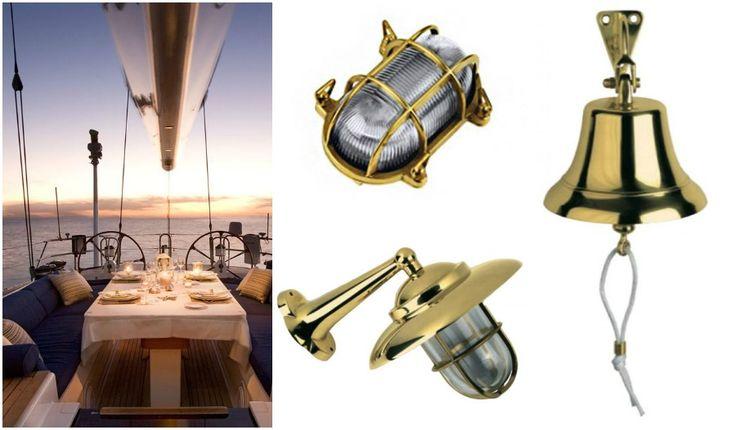 stile nautico lampade di design per la casa