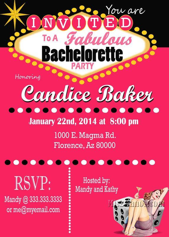 casino theme party  las vegas bachelorette party