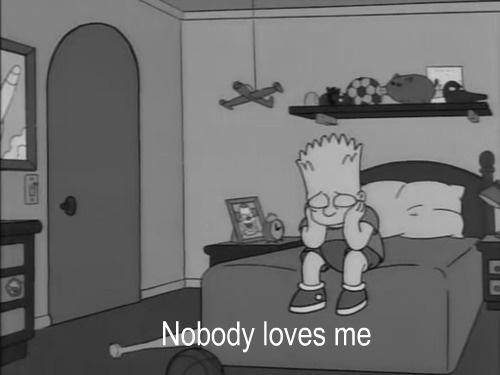 Nobody Loves Me Phrases Sad Feelings Sad Quotes