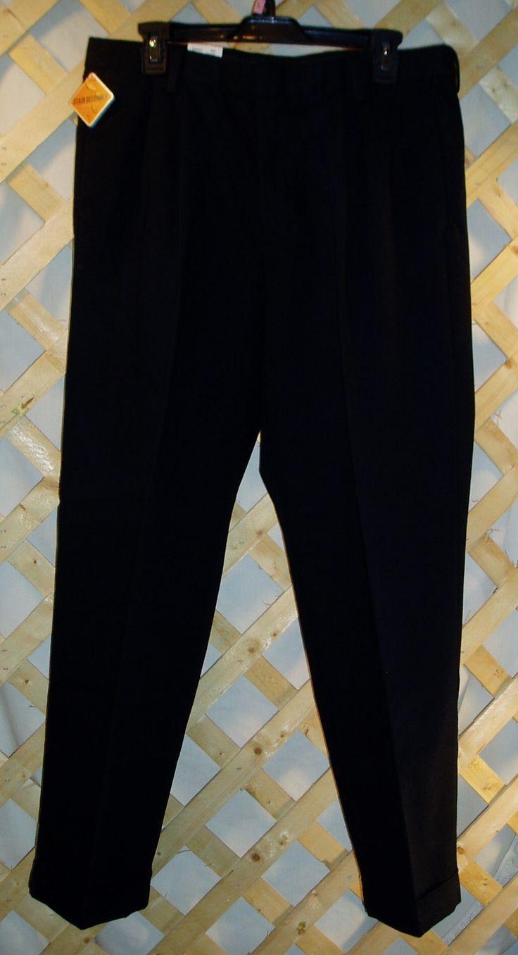 Dockers Black Khaki Pants