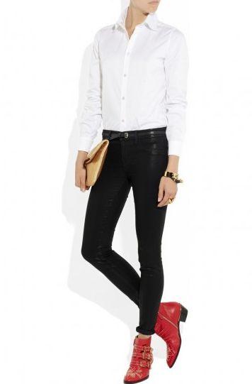 Como combinar zapatos rojos | Colombia Moda - Fashioncolombia