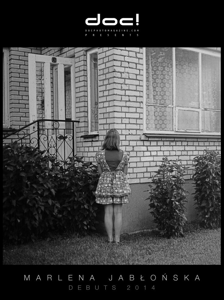 doc! photo magazine & contra doc! present: DEBUTS -> Marlena Jabłońska