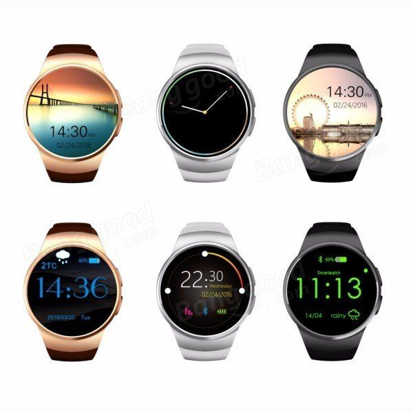 Smart Watch For iOS Android Sale - Banggood.com