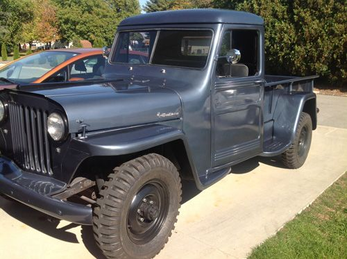 1947 Willys Truck Photo submitted by Timm Ringer. Jeep
