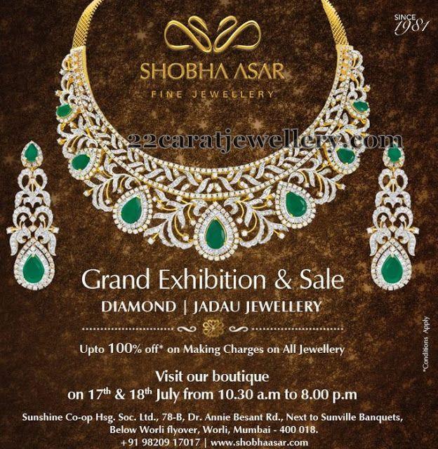 Jewellery Designs: Diamond Jadau Jewelry Sale