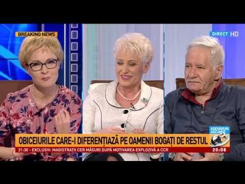 Lidia Fecioru: Mărunţişul trebuie păstrat într-un bol, nu trebuie dat săracilor pentru că ia - YouTube