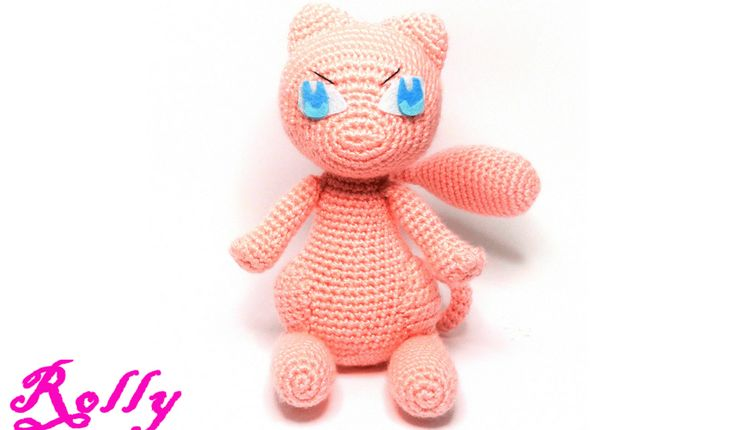 91 best amigurumi pokemon images on Pinterest | Ganchillo, Patrones ...