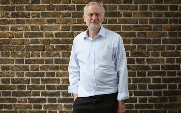 Why the online petition that led to Jeremy Corbyn's rise to power has surprising roots - Telegraph