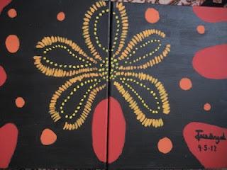los dibujos de jose angel barbado - la flor de africa - by jose angel barbado - http://losdibujosdejoseangel.blogspot.com.es