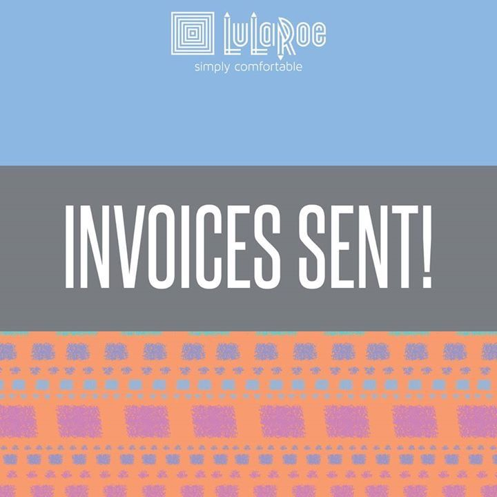 26 best LuLaRoe Invoices! images on Pinterest Invoices sent - How To Send Invoices