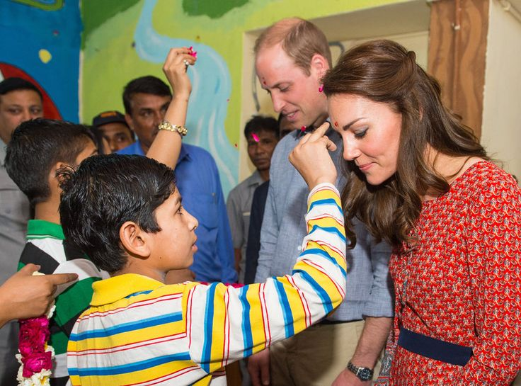 Photos from Kate Middleton and Prince William's Tour of Bhutan and India | InStyle.com