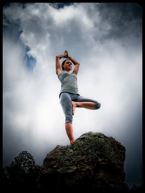 kkdas:    Yoga ~ Balance by sunsinger on Flickr.