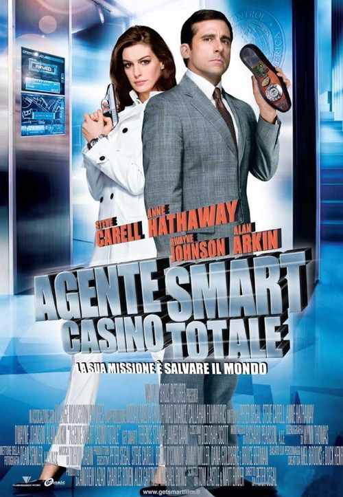 Watch Get Smart (2008) Full Movie Online Free