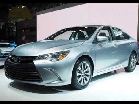 Toyota New Camry