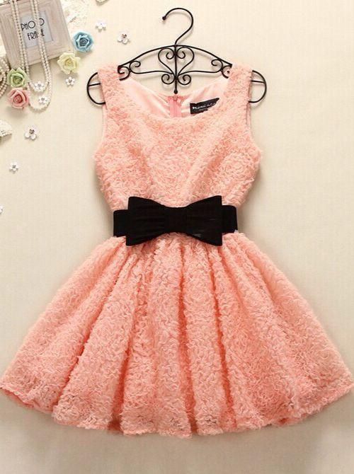 Bowknot dress