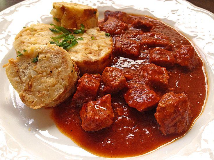 Brauhaus-Gulasch, ein leckeres Rezept aus der Kategorie Schwein. Bewertungen: 852. Durchschnitt: Ø 4,6.