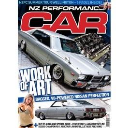 NZ Performance Car - June 2013