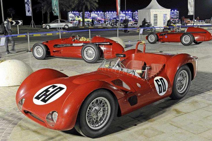 maserati birdcage | Maserati Birdcage - Challenging the greats despite reliability issues
