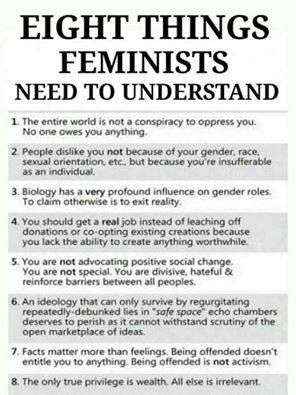 I would not state this as harshly, but I do agree with a few of these