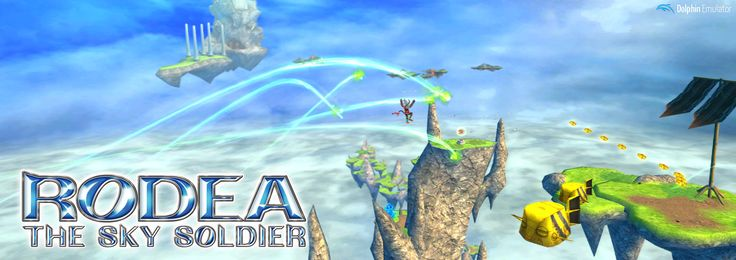 Emulador Dolphin - Rodea: The Sky Soldier Releases for Wii U, 3DS and... Wii?