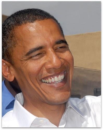 More OBAMA: Presidents Obama, Famous People, Africans American Presidents, Gorgeous Smile, Barack Obama, President Obama
