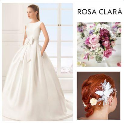 Venez découvrir notre sélection Rosa Clara 2016 disponible dans votre boutique de Marions Nous à Metz #onvasedireoui #mariage #marionsnous #metz #rosaclara