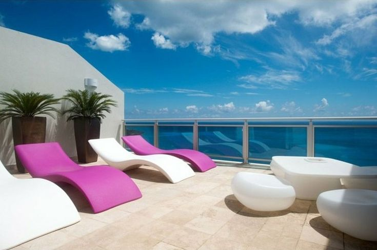 17 Best images about mobilier jardin on Pinterest | Deck chairs ...