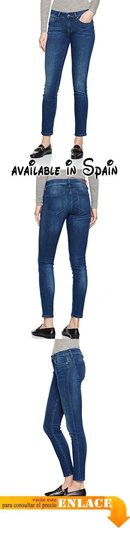B01MYTY98E : Tommy Hilfiger Venice LW Pantalón para Mujer Multicolor (Mary) Talla única (Talla del fabricante: 3234).