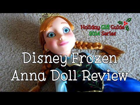 Disney Frozen Anna Doll Review || Holiday Gift Guide 2014 - http://www.wedding.positivelifemagazine.com/disney-frozen-anna-doll-review-holiday-gift-guide-2014/ http://img.youtube.com/vi/kyO3gwIm7no/0.jpg %HTAGS