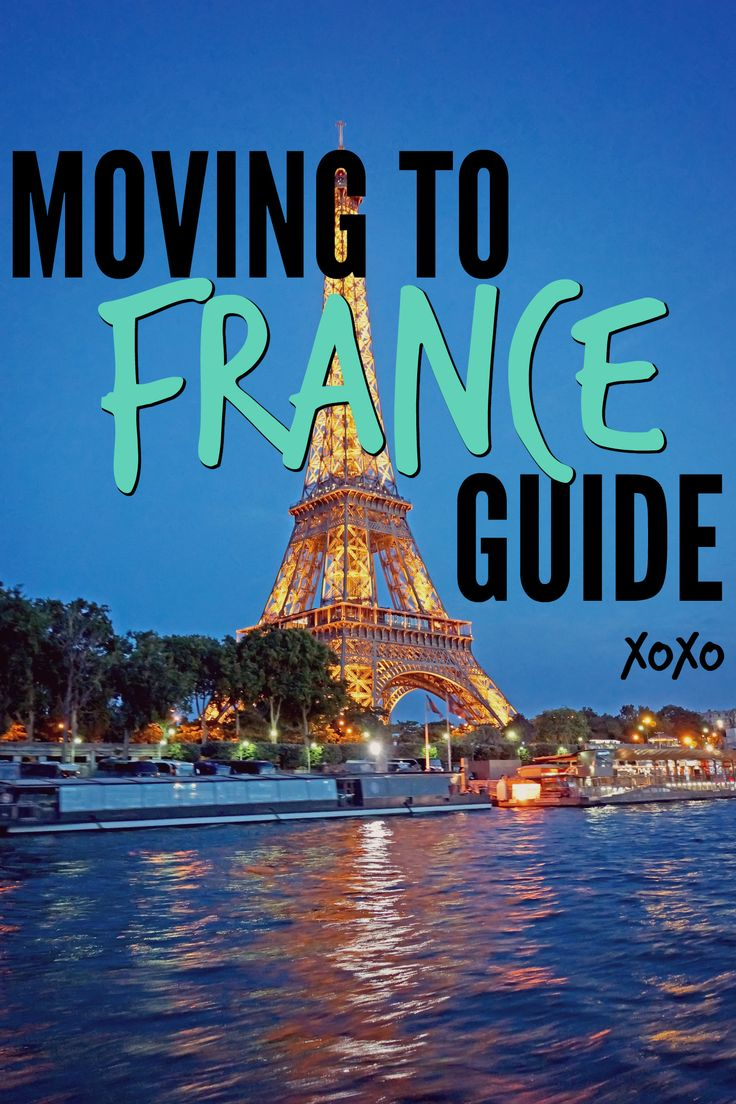 Spotahome Guide: Moving to France @spotahome #travel #France #expat