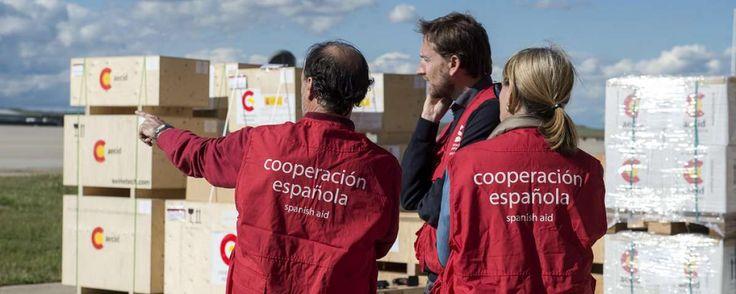 Los trabajadores de la agencia española de cooperación en huelga internacional