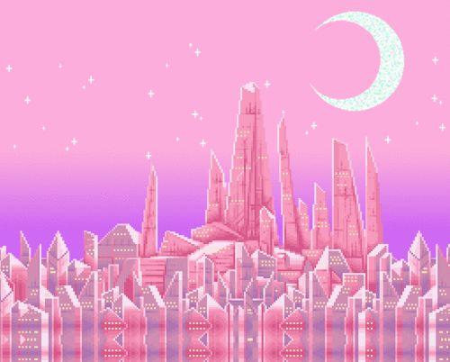 Gif pixel sailor moon Crystal Tokyo